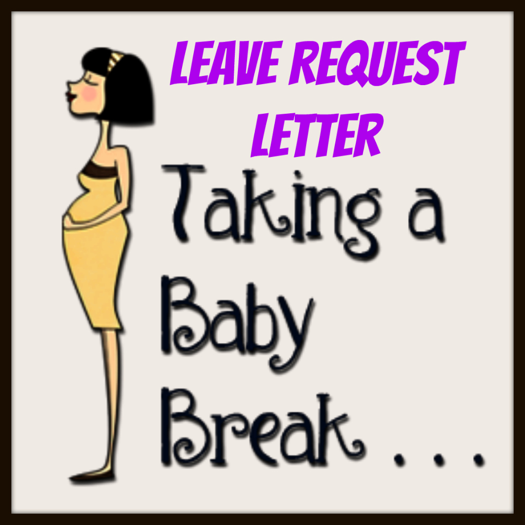 leave request letter
